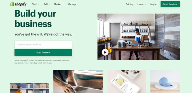 Shopify UX Writing