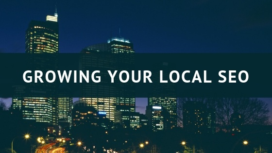 Growing your local SEO