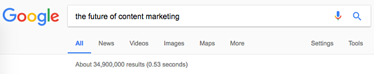34 Million Search Results!?