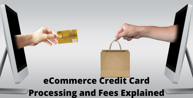 eCommerce Credit Card Processing and Fees Explained