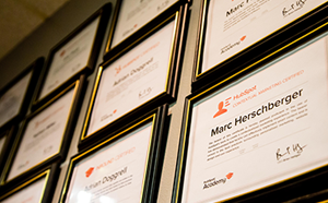Everyone is a HubSpot certified marketing expert