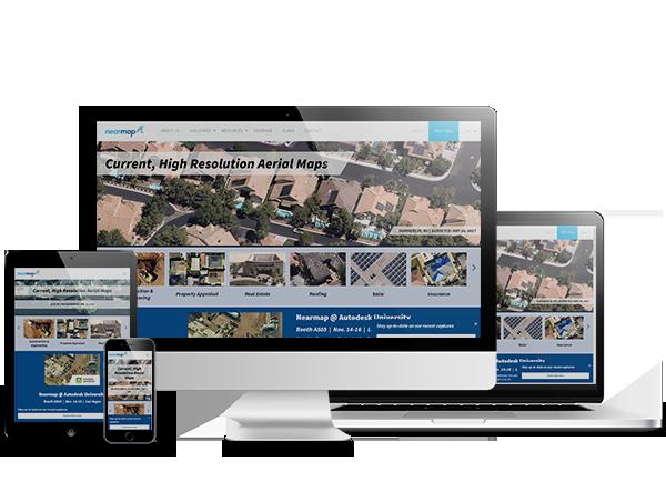 COS web design & development