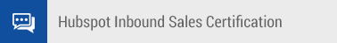 Dan's HubSpot Inbound Sales Certification