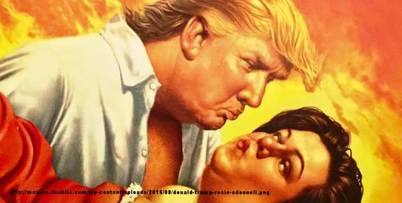 Donald Trump & Rosie O'Donnell