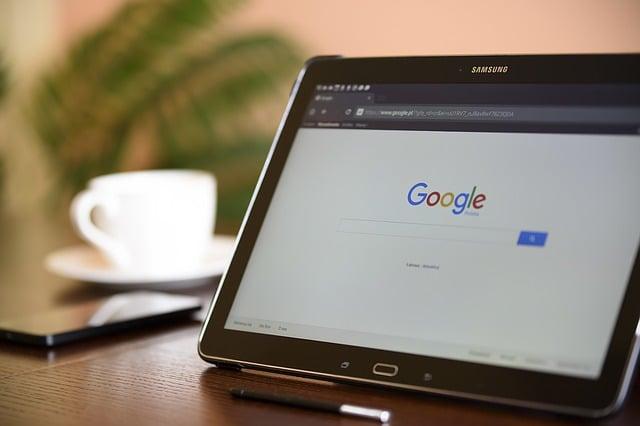 Google Update Damage Control Image
