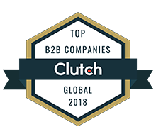 2018 Clutch Global Top 1000 Winner