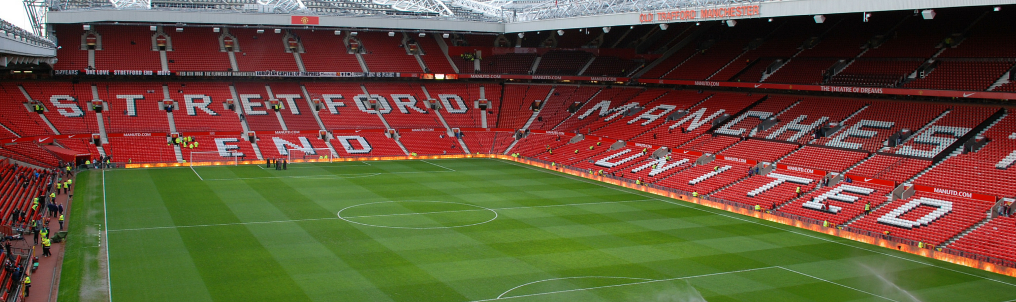 Old Trafford, The Theatre of Dreams