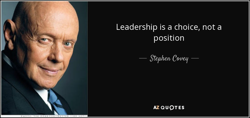 azquotes - stephen covey leadership