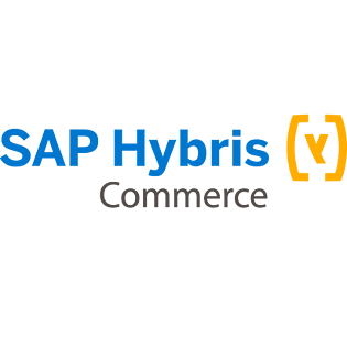sap commerce cloud hybris logo