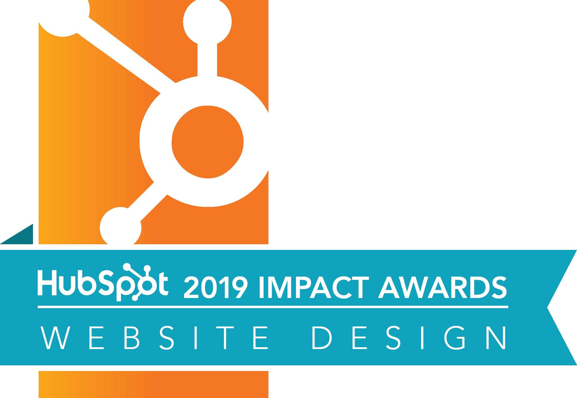 2019 Website Design Award