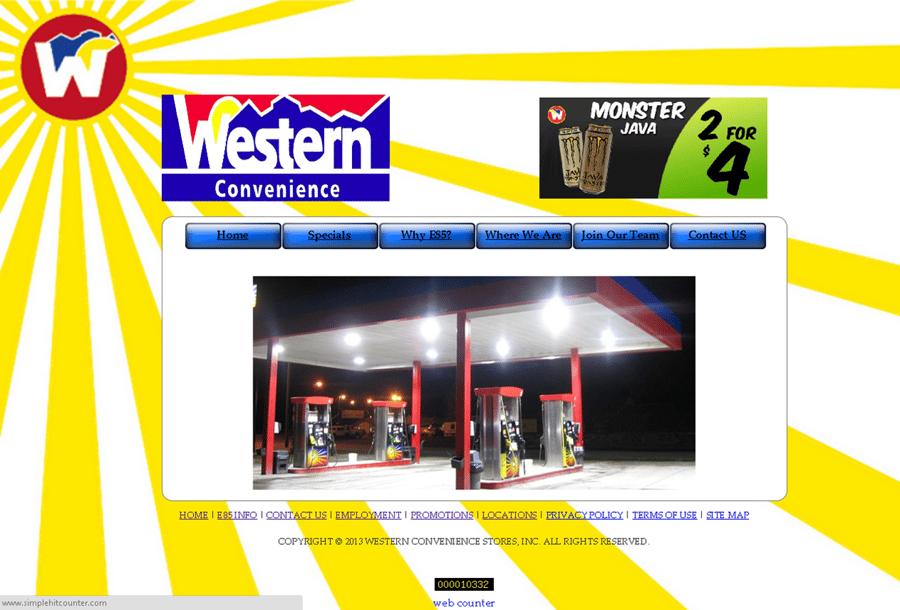 unresponsive websites should be redesigned