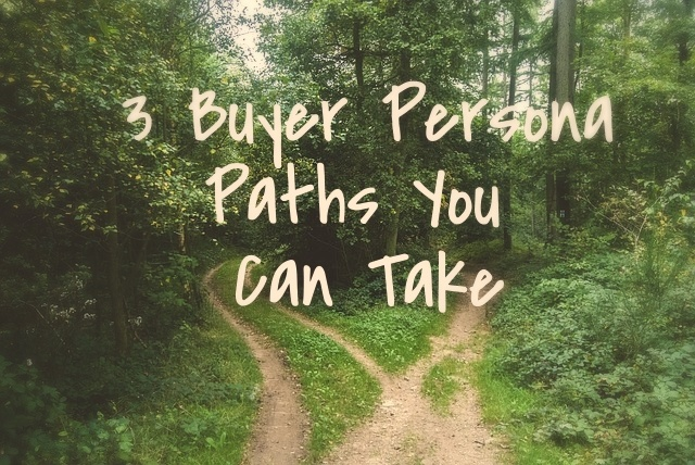 Buyer Persona Paths