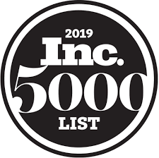2019 Inc5000 Honoree Digital Agency Sales