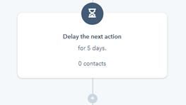 Workflow Delay