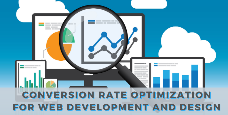Image of website conversion rate optimization