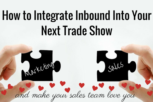 Inbound Marketing for Tradeshows