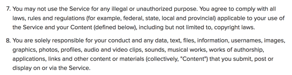instagram-terms-of-service-excerpt