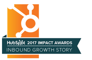 2017 Grand Prize Winner Inbound Growth