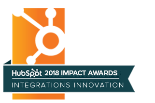 2018 Grand Prize Winner Integrations Innovation